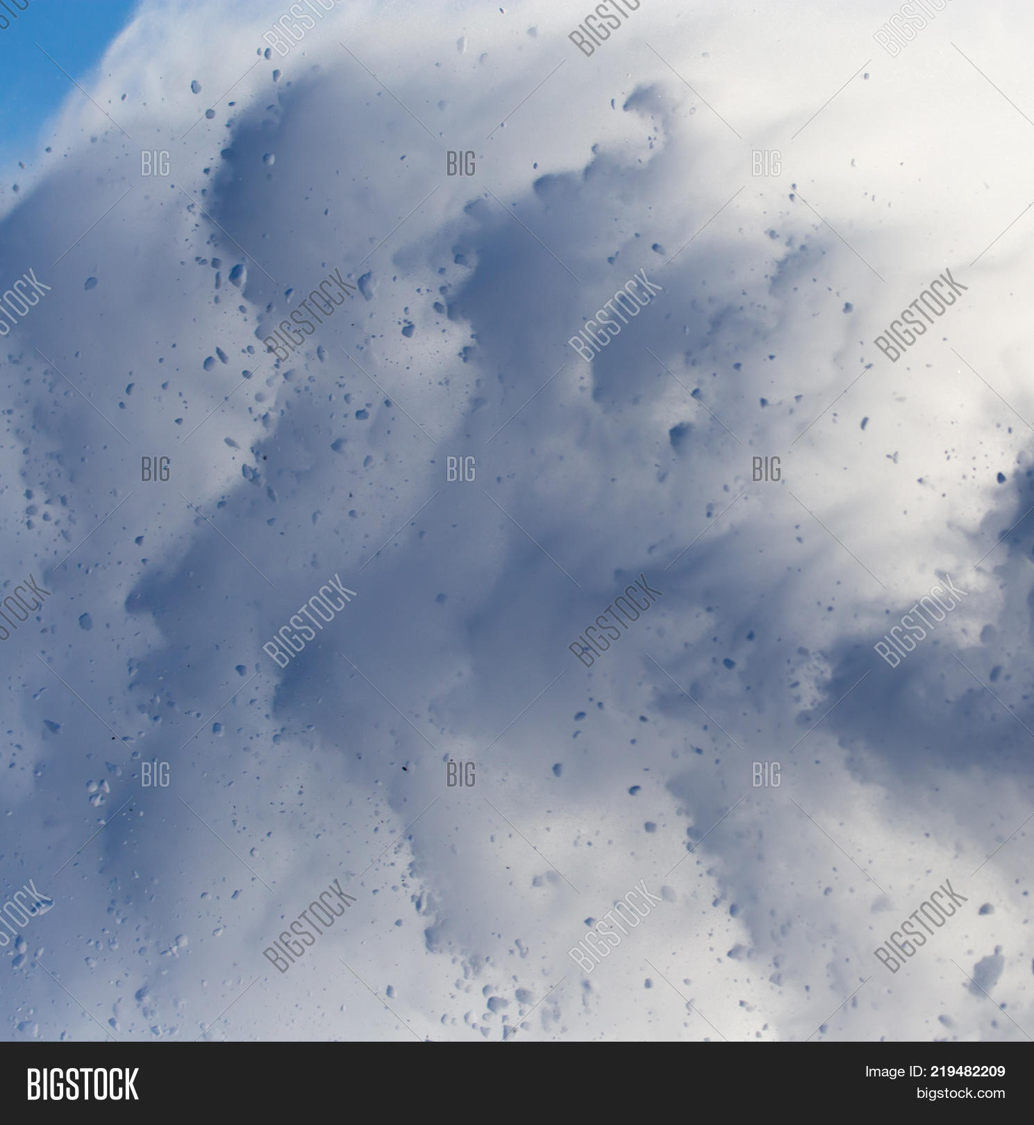 Avalanche Background Image Photo Free Trial Bigstock