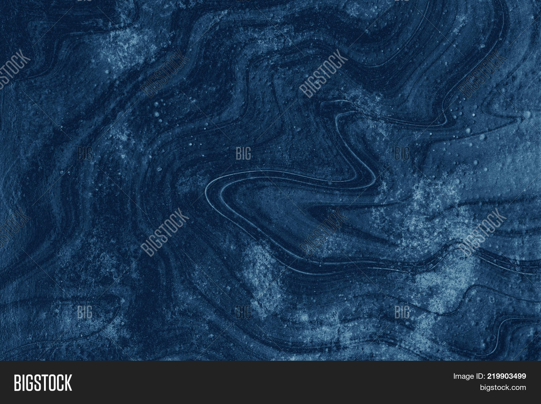 Dark Blue Marble Image Photo Free Trial Bigstock