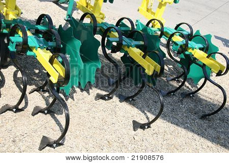 Chisel Plows Attachment