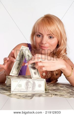 Pretty Girl With Money