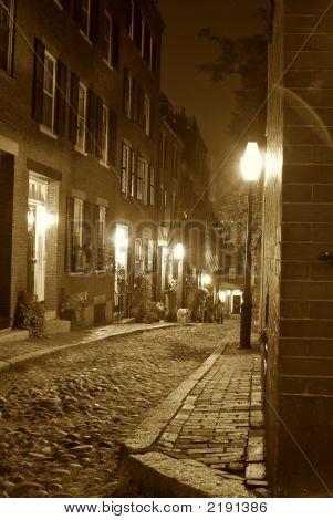 viktorianischen boston