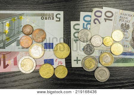 Poland as a member of the European Union will once adopt a common currency and give up its own (Polish Zloty).