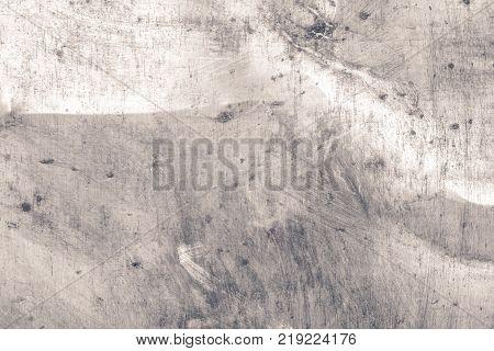 Grunge textured background - high resolution (silver design)