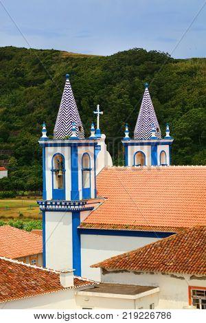 Vitoria Beach Resort on Terceira Island, Azores Archipelago, Portugal, Europe
