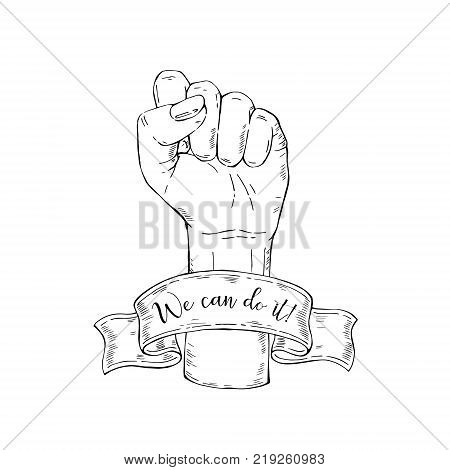 Vector hand-drawn background, sketch illustration. Template for printing, advertising, poster, poster web design