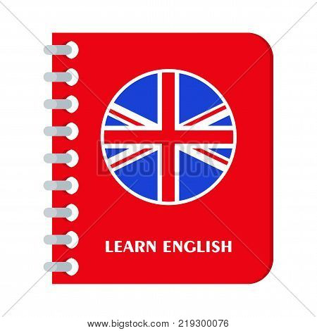 Learn English Notebook