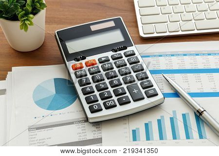 Financial Accounting With Calculator