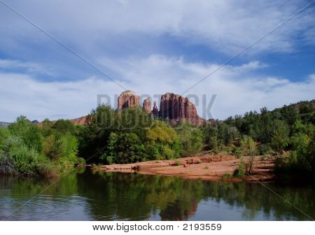 Cathedral Rock Horizontal