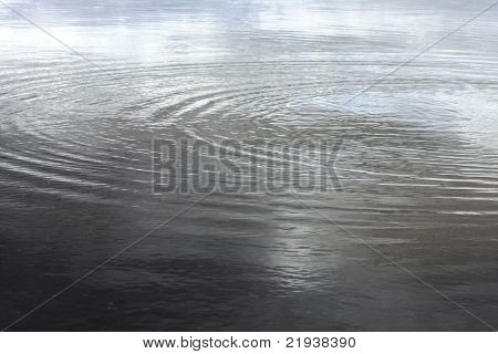 Ripples on Ocean