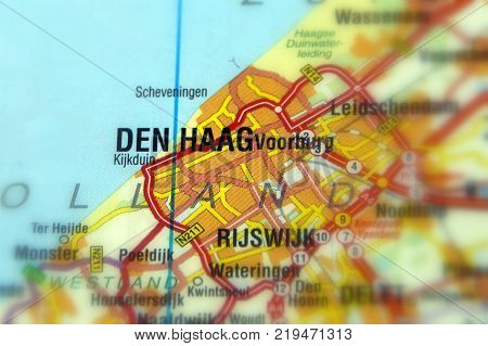 The Hague (De Haag), short for 's-Gravenhage is a city on the western coast of the western coast of the Netherlands and the capital of the province of South Holland (Europe)