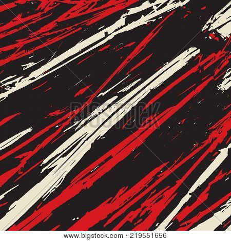 Grunge Urban Background, Scratches Overlay Distress Grain, Grungy Effect Splattered, Dirty Distress Texture, Abstract Design Surface, Background of Cracks, Stains, Ink Spots, Lines