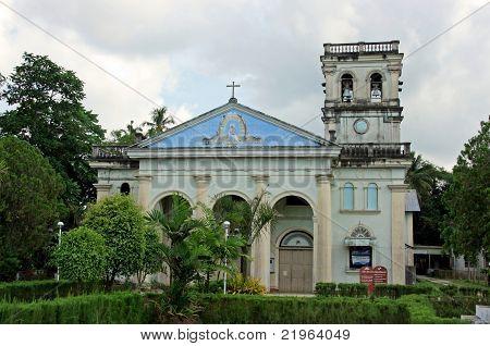 A catholic Building