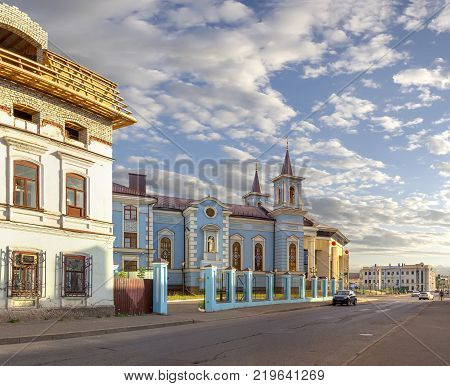 Roman Catholic parish (church)