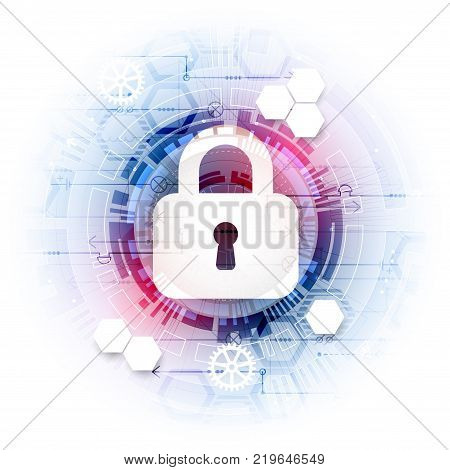 Secure Digital Space. Virtual Confidential, Structure Point Connection, Programming Protection, Padl