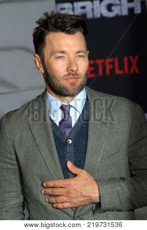 Joel Edgerton attends the Netflix