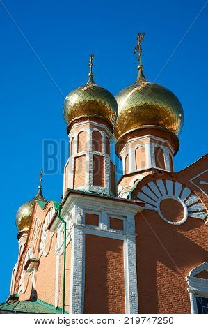 Eastern Orthodox church. The architecture of Eastern Orthodox church buildings constitutes a distinct, recognizable family of styles among church architectures.