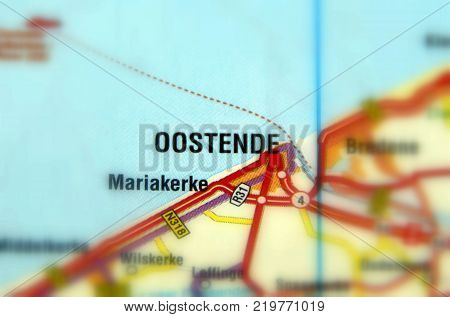 Oostende (Ostend)  is a Belgian coastal city and municipality, located in the province of West Flanders (Europe).