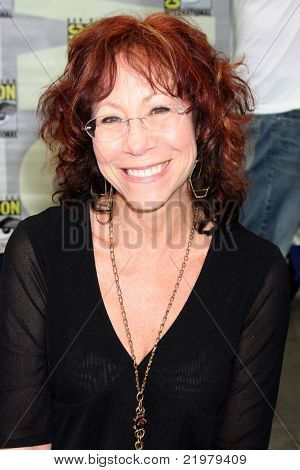SAN DIEGO - JUL 21:  Mindy Sterling at the 2011 Comic-Con Convention at San Diego Convetion Center on July 21, 2010 in San DIego, CA.