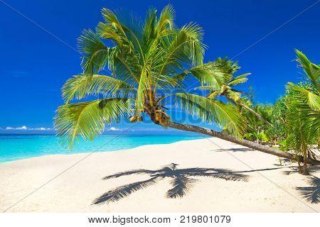 Tropical beach scenery at Andaman Sea, Thailand