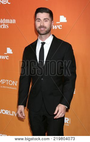 LOS ANGELES - DEC 3:  Kyle Krieger at the 2017 TrevorLIVE Los Angeles at Beverly Hilton Hotel on December 3, 2017 in Beverly Hills, CA