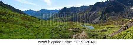 Archangel Valley, Hatcher Pass, Alaska