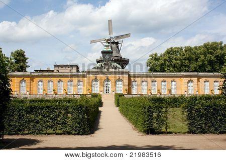 Sanssouci Picture Gallery