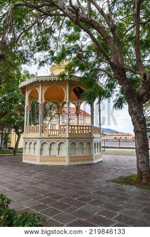 Orotava Tenerife Background