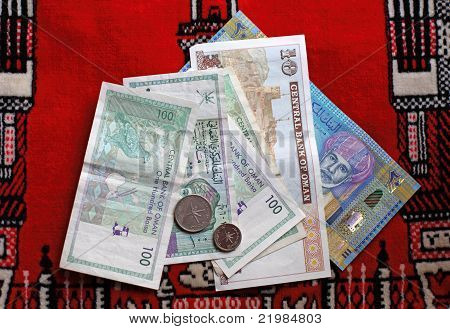 Sultanate Of Oman Currency