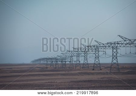 Electricity Distribution Stations