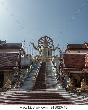 Wat Saket , The Golden Mount , Wat Saket Ratchaworamahawiharn.