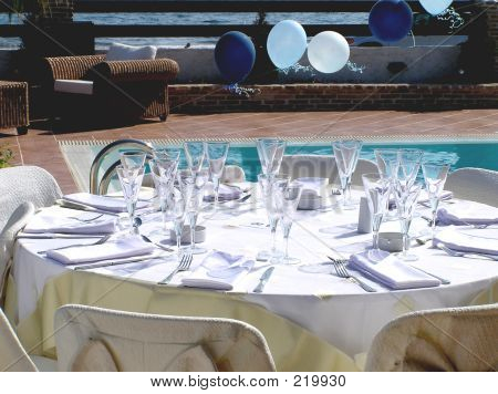 Catering Table 2