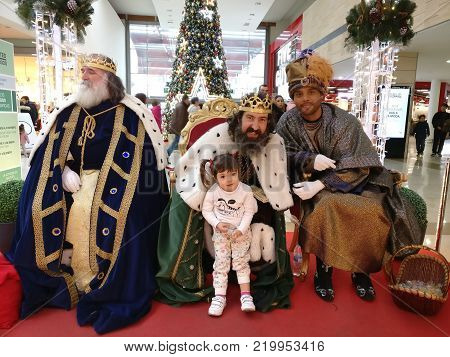 Reyes Magos, Three Wise Men