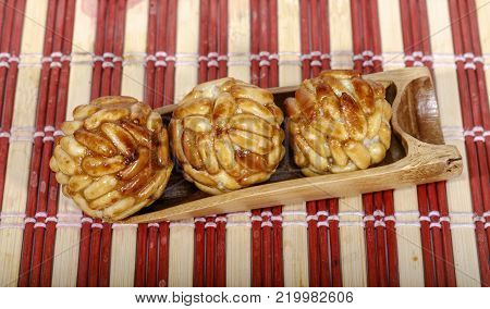 Typical Spanish pastry