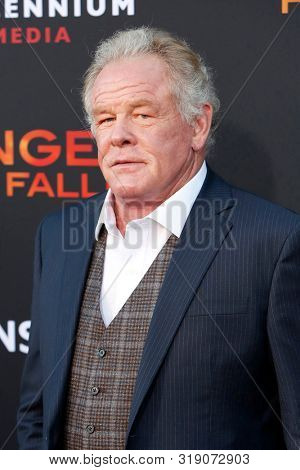 LOS ANGELES - AUG 21:  Nick Nolte at the
