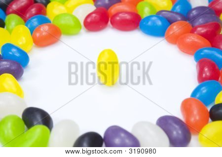 Surrounded By Jellybeans