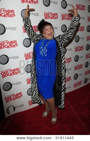 SANTA MONICA, CA - APR 10: Sheila Korsi at the Kinetic Content's Celebration of Betty White's 'Off Their Rockers' at the Viceroy Hotel on April 10, 2012 in Santa Monica, California
