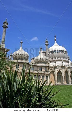 Brighton Pavillion Gardens