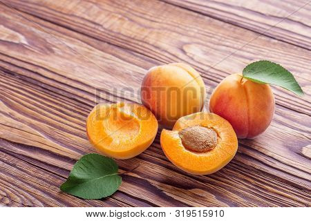 Apricots One Of The Most Healthy Fruits, Because In Their Composition Are Present: Beta-carotene, Ch