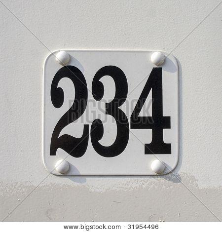 Nr. 234