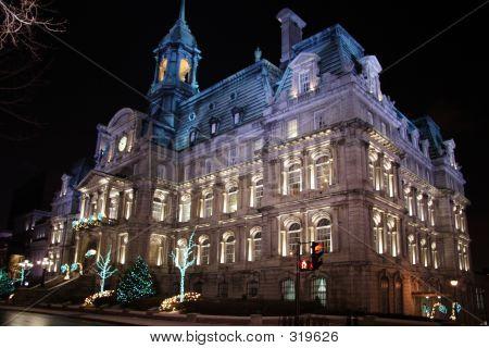 Rathaus von Montreal