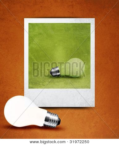 Light Bulb Concept