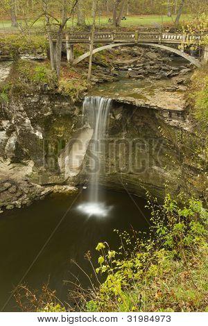 Minneopa Falls