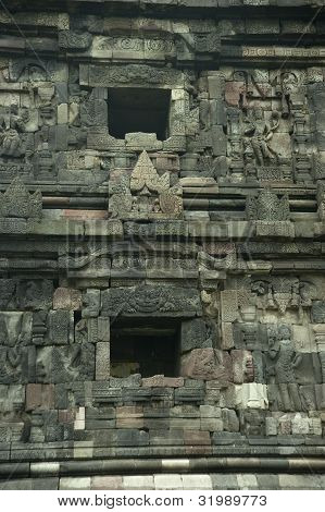 Carvings in Temple