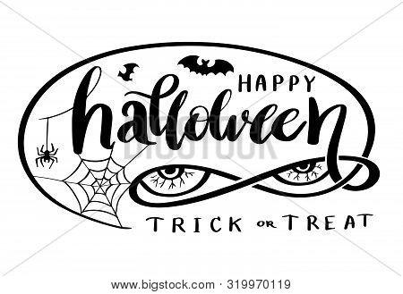 Halloween Lettering