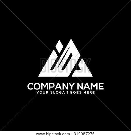 Id Initial Logo Inspiration, I And D Logo Vector, Can Used Sport, Finance, Firm Logo Template
