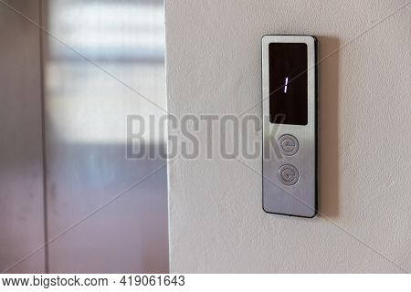 Lift Button. Stainless Steel Elevator Panel Push Buttons. Elevator Access Control. Securing Lift Or