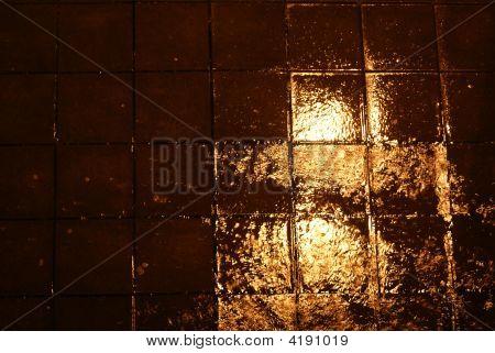 Wet Pavement