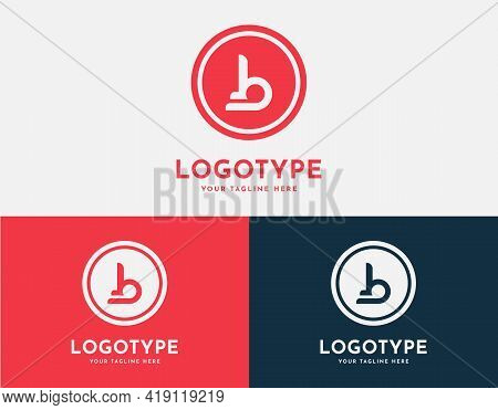 Lowercase Letter B Shipping Service Logo. Fast, Speed, Wings, Moving And Quick, Digital, And Technol