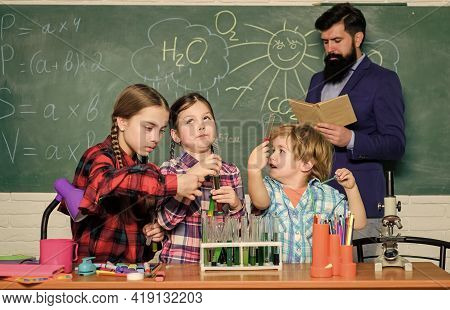 Group Interaction And Communication. Promote Scientific Interests. Practical Knowledge. Teaching Kid