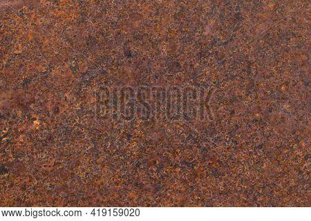Rusty Metal Texture, Rusty Metal Close Up